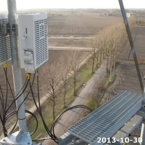instalacja nadajników elektrycznych
